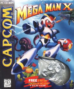 Mega Man X cover