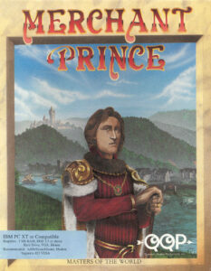 Merchant Prince cover