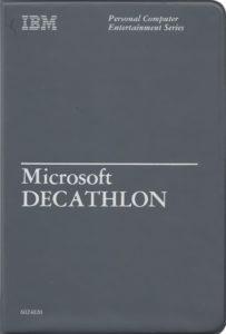 Microsoft Decathlon cover