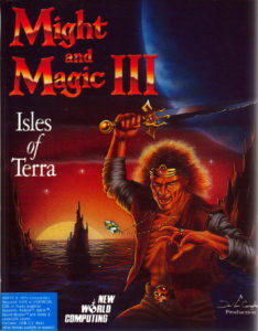 Might and Magic III: Isles of Terra cover