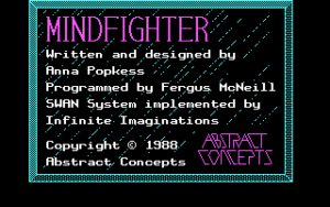 Mindfighter Title