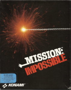 Mission: Impossible cover