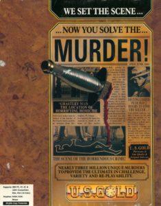 Murder! cover