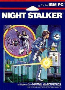 Night Stalker cover