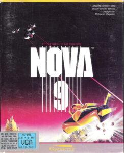 Nova 9: The Return of Gir Draxon cover