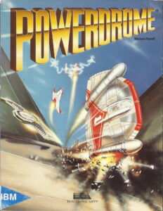 Powerdrome cover