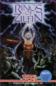 Rings of Zilfin cover