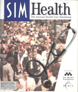 SimHealth cover