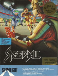 Speedball cover