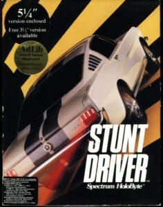 Stunt Driver cover