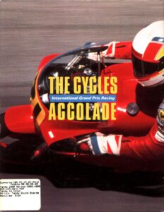 The Cycles: International Grand Prix Racing cover
