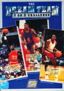 The Dream Team: 3 on 3 Challenge cover