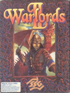 Warlords II cover