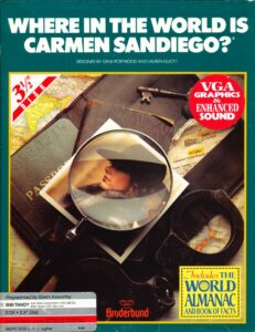 Where in the World Is Carmen Sandiego? cover