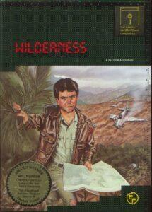 Wilderness: A Survival Adventure cover