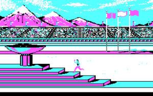 Winter Games screenshot #1