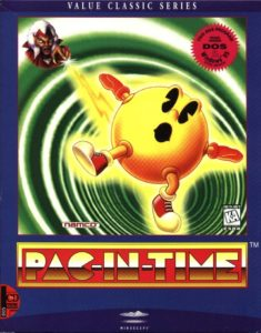 Pac-in-Time cover