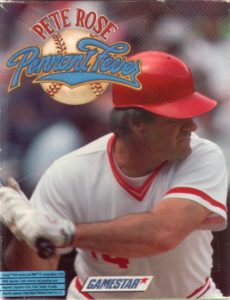 Pete Rose Pennant Fever cover