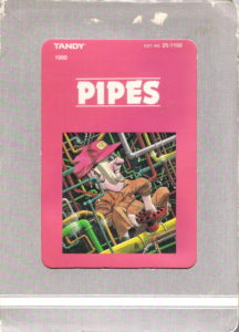Pipes cover