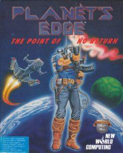 Planet's Edge cover
