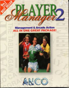Player Manager 2 cover