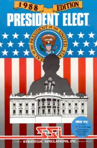 President Elect: 1988 Edition cover