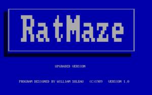 RatMaze screenshot #1