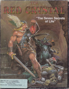 Red Crystal: The Seven Secrets of Life cover