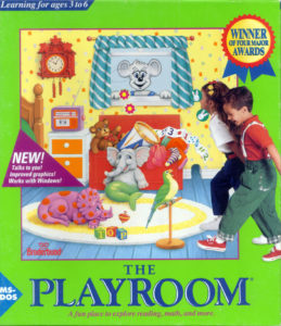 The Playroom cover