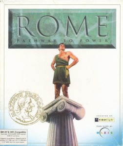 Rome: Pathway to Power cover