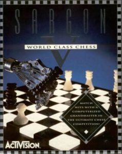 Sargon V: World Class Chess cover