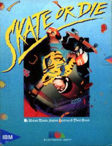 Skate or Die cover
