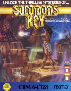 Solomon's Key cover