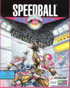 Speedball 2: Brutal Deluxe cover