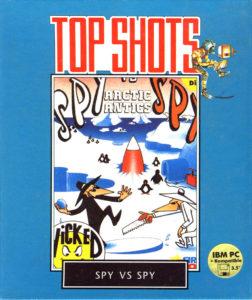 Spy vs. Spy: Arctic Antics cover
