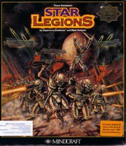 Star Legions cover