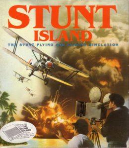 Stunt Island cover