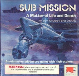 Sub Mission cover