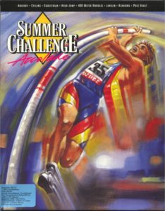 Summer Challenge cover