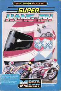 Super Hang-On cover