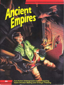Super Solvers: Challenge of the Ancient Empires! cover
