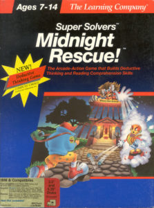 Super Solvers: Midnight Rescue! cover