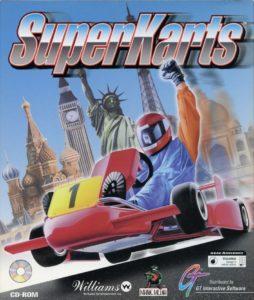 SuperKarts cover