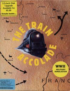 The Train: Escape to Normandy cover