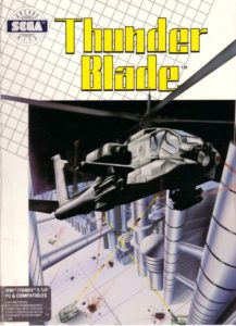 Thunder Blade cover