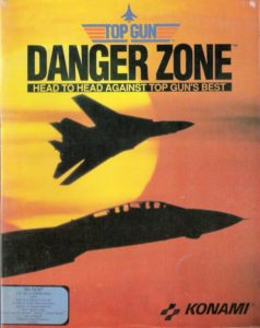 Top Gun: Danger Zone cover