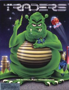 Traders: The Intergalactic Trading Game cover