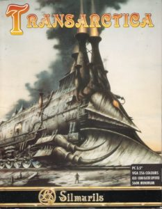 Transarctica cover
