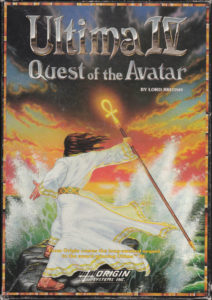 Ultima IV: Quest of the Avatar cover
