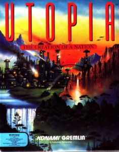 Utopia: The Creation of a Nation cover